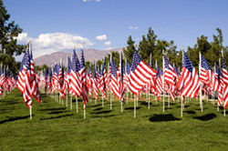 One Flag For Every Soul, 9 - 11 - 2001